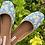 Thumbnail: Coral Floral Mules