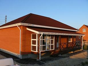 Проект просторного дома