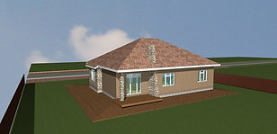 Проект дома с 205 кв.м