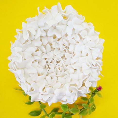 Just a Porcelain Love Flower