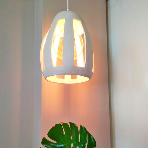 Pendant Cage Light