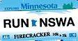 Nisswa Firecracker, Minnesota running events, 5K run