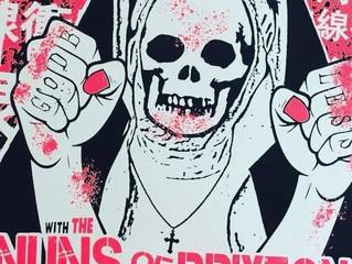 NEW! Friday pm - The Nuns of Brixton