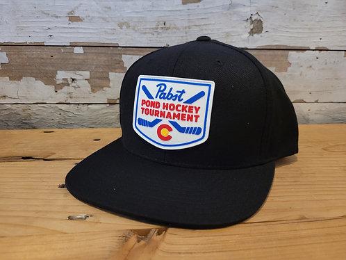 Colorado Pond Hockey - 2021 Players Hat (wool flatbill)
