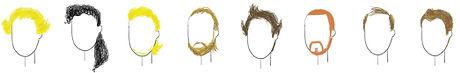 Pabst Pond Hockey, Hockey Hair, The Hockey Hair Project