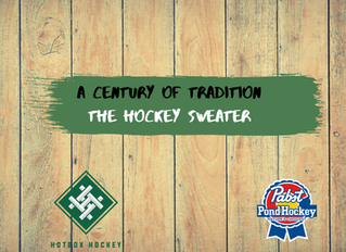 A Century of Tradition- The Hockey Sweater