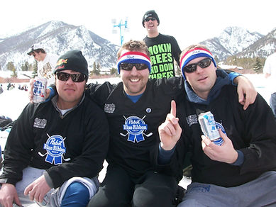 Pabst Colorado Pond Hockey Tournament, Pond Hockey