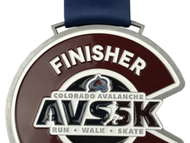 2019 Finishers Medals