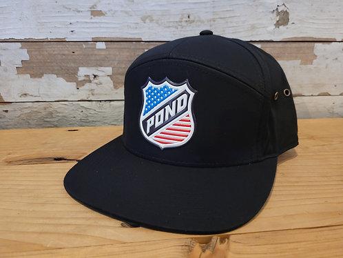 Pond Pro American Hockey - Black