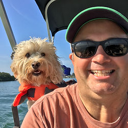 Dog friendly sightseeing cruise in Englwood