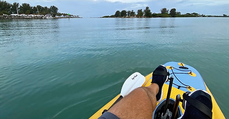 Hobie Pedal Kayak