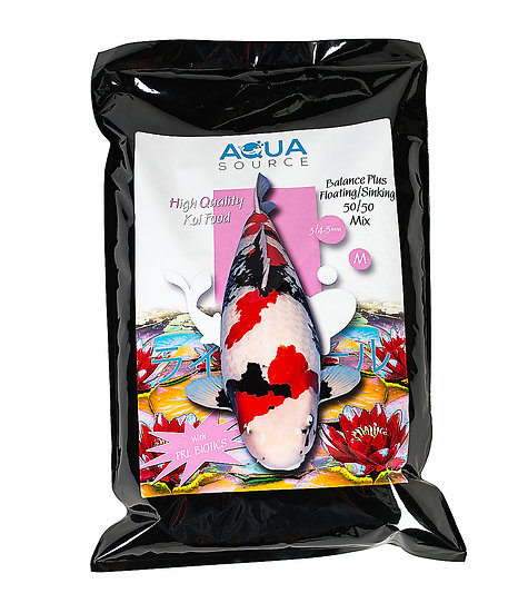 Aqua Source Balance 50/50 Floating and Sinking 3kg/10kg