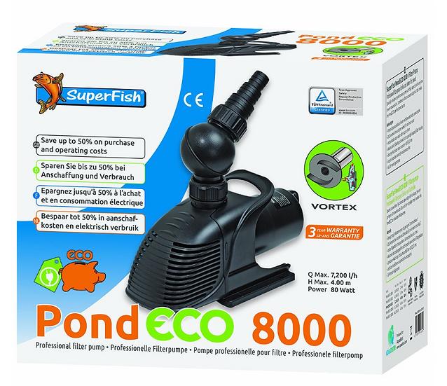 SuperFish PondECO Pumps