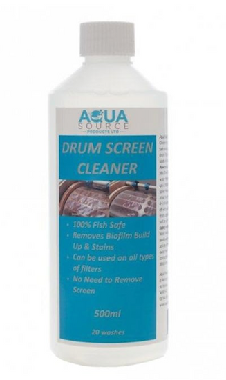 Aqua Source Drum Screen Cleaner 500ml