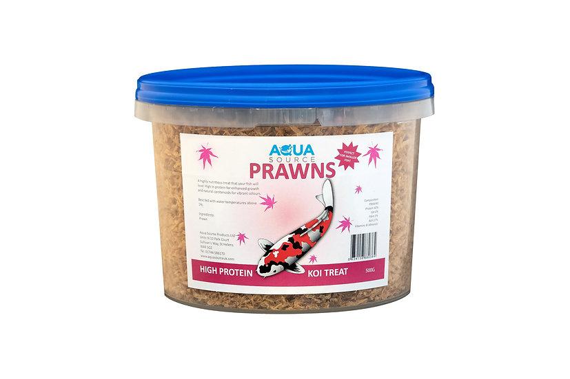 Aqua Source Prawns 500g