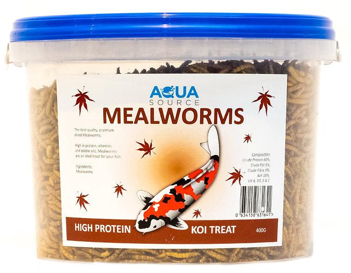 Aqua Source Meal Worms 400g