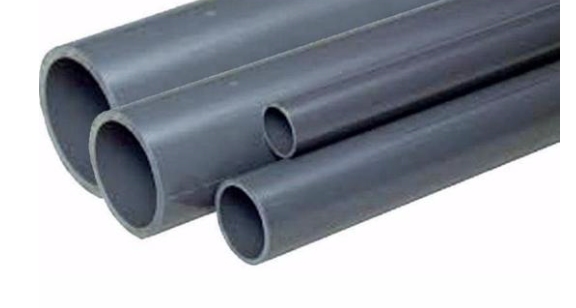 Grey Pressure Pipe 3m Lengths