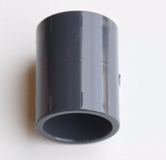 PVC Pressure Straight Socket/Connector