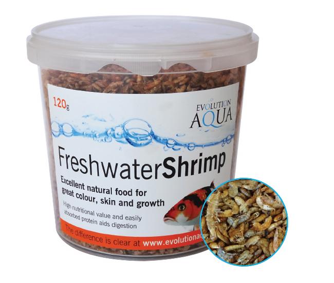 Evolution Aqua Freshwater Shrimp 650g