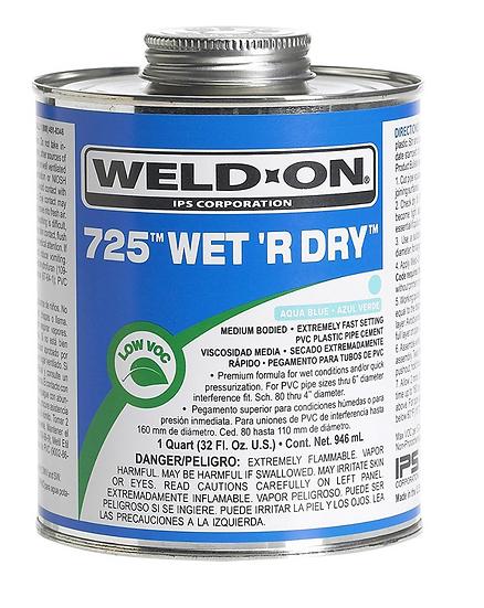 Solvent Weld Glue 240ml or 500ml
