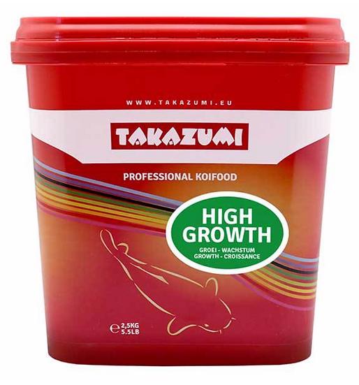 TakazumiHigh GrowthKoi Food