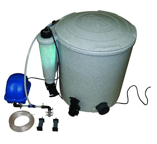 Evolution Aqua EazypodAir Complete inc 70lpm Airpump Kit & 18W UV