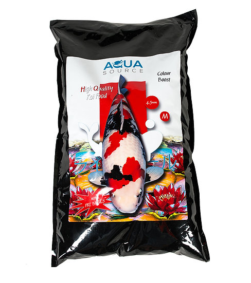 Aqua Source Colour Boost 3kg/10kg