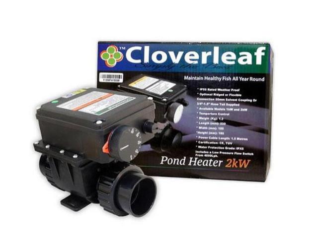Cloverleaf 2kW Heater