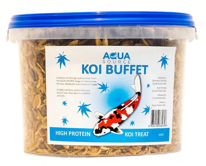 Aqua Source Koi Buffet 600g