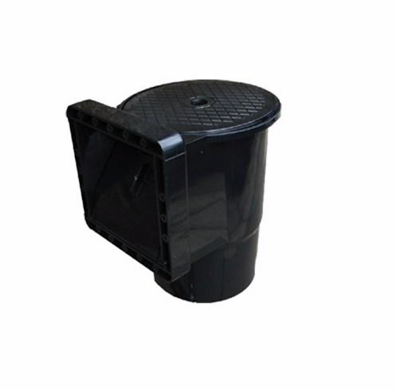 Standard Black In-Wall Skimmer