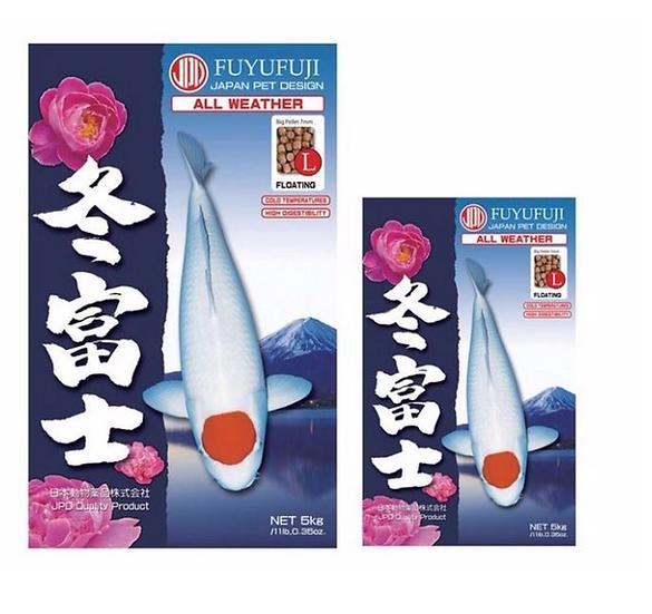 6kg Fuyufuji Medium (SINKING PELLET)