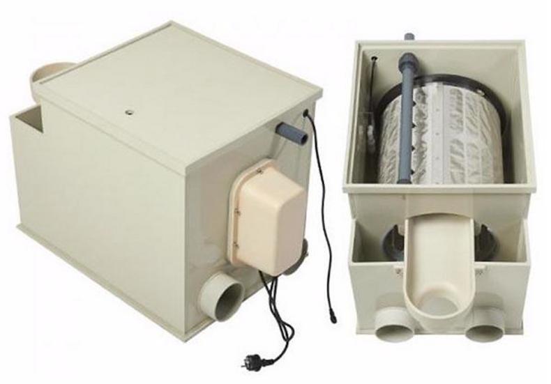 Filtreau Drumfilter HF30 (Gravity or Pump Fed)
