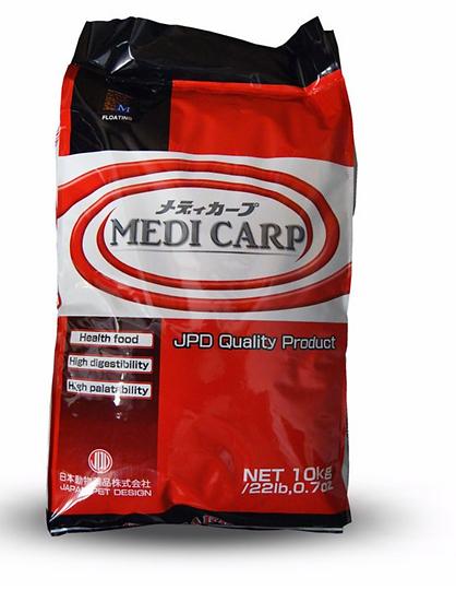 JPD Medicarp (Medium or Large Pellet)