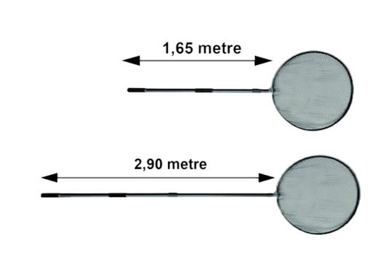 AquaForte Nets 60cm/80cm/100cm