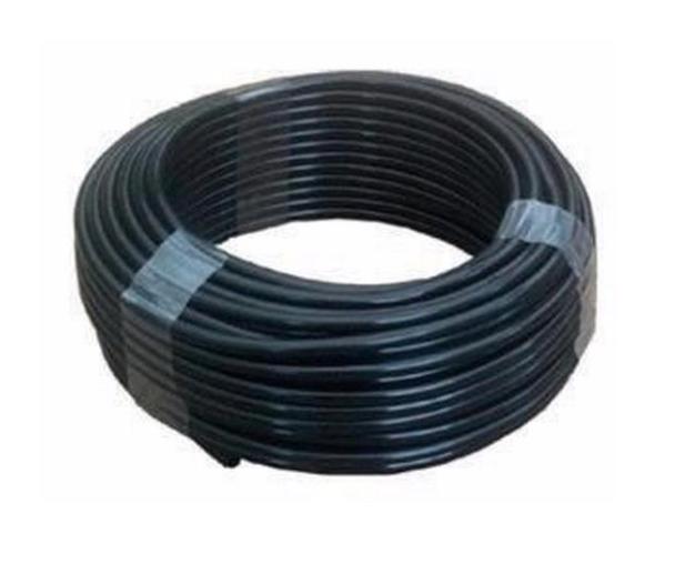 Black Braided PVC Hose Airline 8mm (10m lengths)