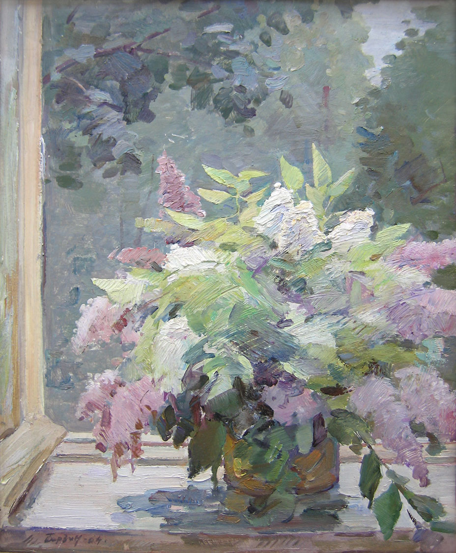 """Bouquet of Lilacs"""