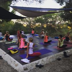 Enjoy Yoga...._Enjoy Sammati...