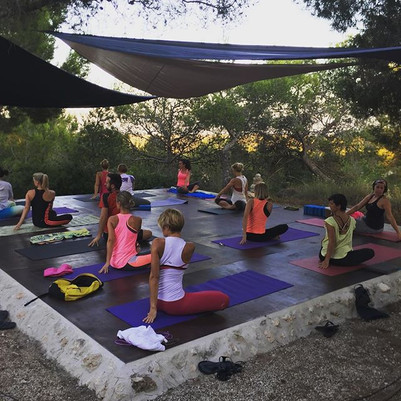 Enjoy Yoga...._Enjoy Sammati...._GoodLiv