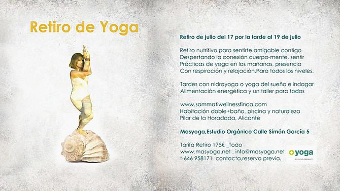 Retiro +yoga