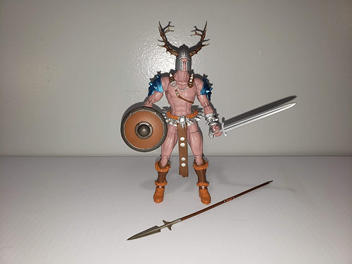 Grenn the Great The Barbarian Action Figure