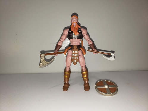 Red Siguror The Viking Action Figure