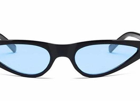 Retro Small Cat Eye Sunglasses