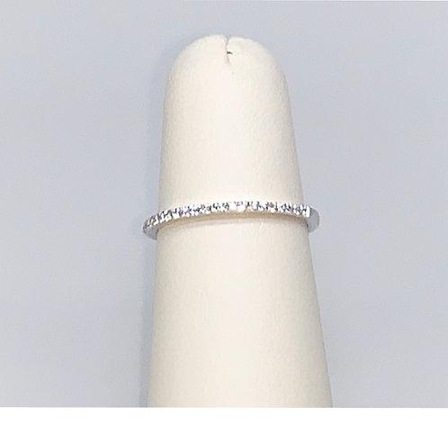 Diamond Ring 14K White gold