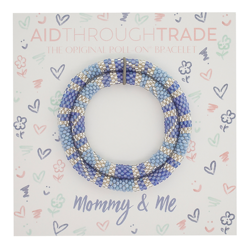 Bracelets for Summit-Mommy & Me Cannonball Color
