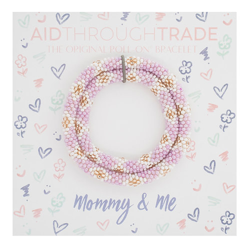 Bracelets for Summit-Mommy & Me Teacup Color