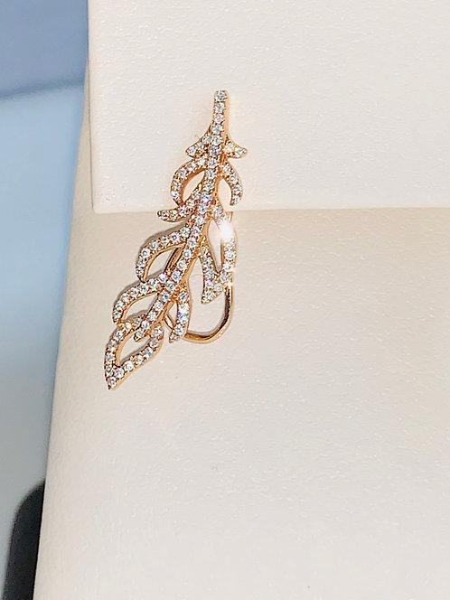 Diamond Earring Cuff