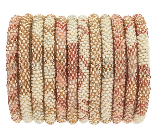 Bracelets for Summit- Rose Color