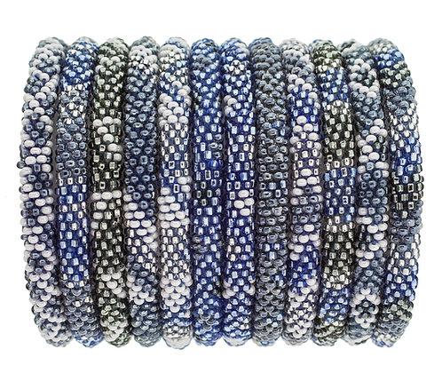 Bracelets for Summit-Denim Color (bracelets sold individually)