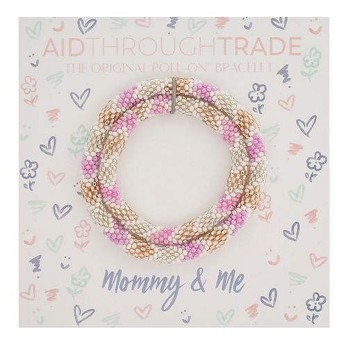 Bracelets for Summit-Mommy & Me Dollhouse Color