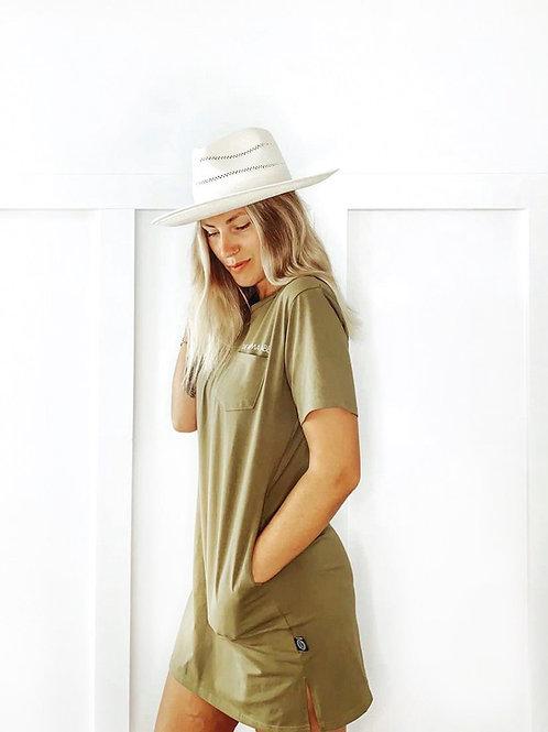 THE MAMA LABEL | T-SHIRT DRESS